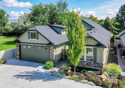 Boise Single Family Home For Sale: 3308 N Acre