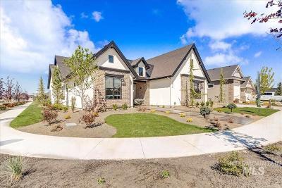 Eagle Single Family Home For Sale: 1372 N Longhorn Ave