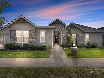 Eagle Single Family Home For Sale: 3044 S Creek Pointe