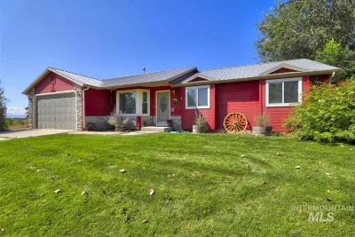 Middleton Single Family Home For Sale: 11198 Purple Sage Road