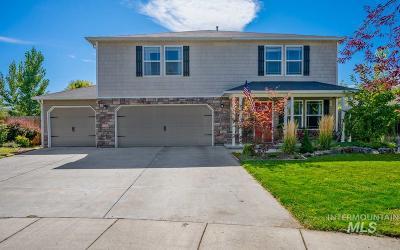 Boise Single Family Home For Sale: 6565 Fairwind Pl