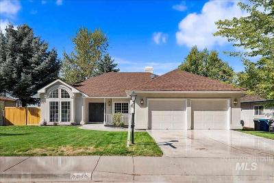 Boise Single Family Home For Sale: 6589 W Summer Hill Drive