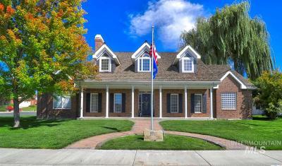 Nampa Single Family Home New: 700 Whisperwood Place