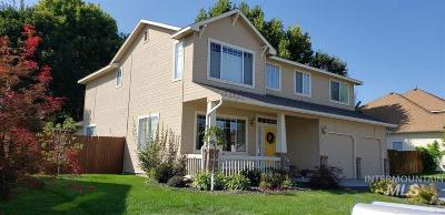 Meridian Single Family Home New: 1235 E Mastiff St
