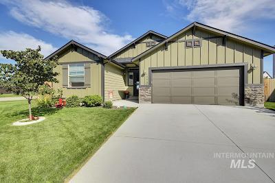 Meridian Single Family Home New: 5320 N Beaham Ave