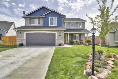 Nampa Single Family Home New: 3636 S Wood River Ave