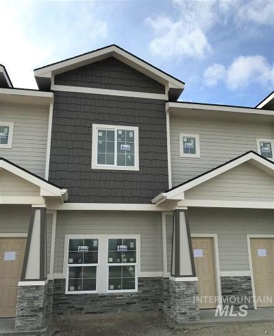 Boise Condo/Townhouse New: 11255 W Gabrielle Dr