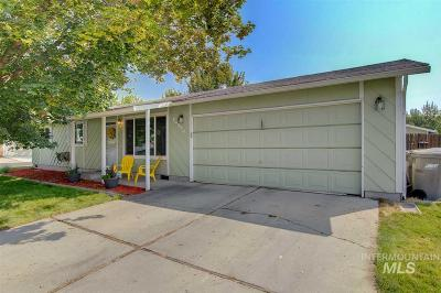 Boise Single Family Home New: 10513 W Poppy St
