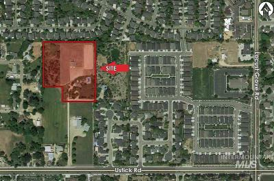 Meridian Residential Lots & Land New: 3400 N Private Lane