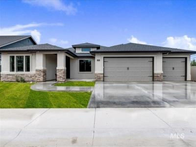 Eagle Single Family Home New: 4099 W Prickly Pear Drive