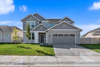 Nampa Single Family Home New: 11281 W Overture Street