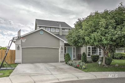 Nampa Single Family Home New: 4215 E Boreal Ct.