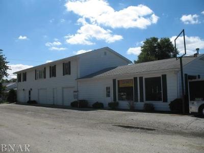 Clinton IL Single Family Home For Sale: $119,000