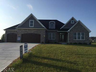 Bloomington Single Family Home For Sale: 19900 Jared Drive