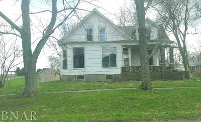 Waynesville Single Family Home For Sale: 400 S East St.
