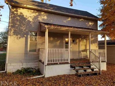 McLean Single Family Home For Sale: 300 S Elm