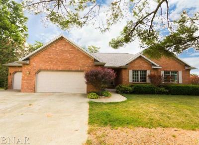 Heyworth Single Family Home For Sale: 1049 N 2000 E Rd