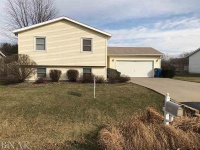 Heyworth Single Family Home For Sale: 609 Tomahawk