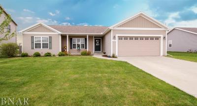 Normal Single Family Home For Sale: 1819 Setter