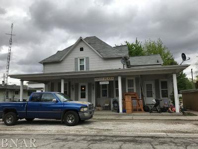 Lexington Multi Family Home For Sale: 103 S West