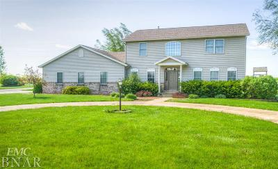 Heyworth Single Family Home For Sale: 202 Comet Ln