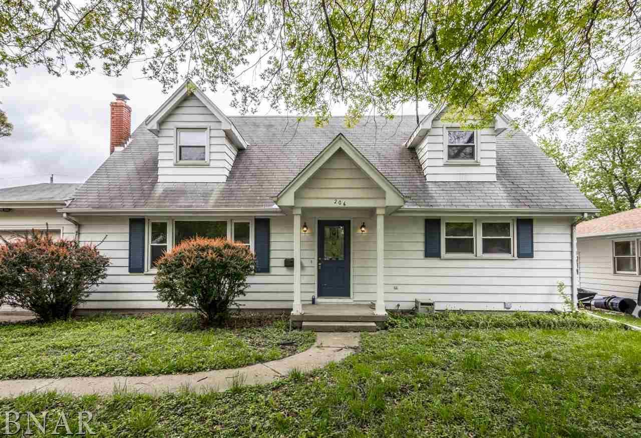 Listing 206 Adelaide Normal Il Mls 2171693 Clinton Homes For