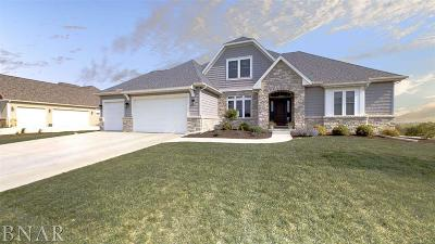 Normal Single Family Home For Sale: 3608 Como Ct