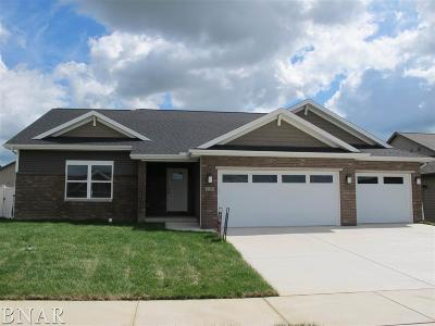 Normal Single Family Home For Sale: 1128 Travertine