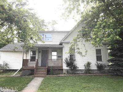 Lexington Single Family Home For Sale: 110 N Lee Street
