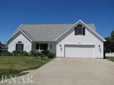 LeRoy Single Family Home For Sale: 408 Carol Avenue