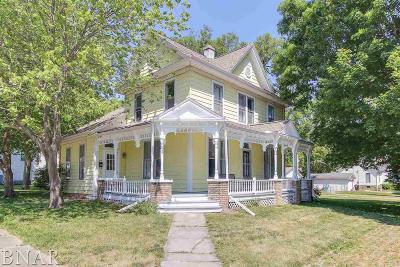 LeRoy Single Family Home For Sale: 300 N East