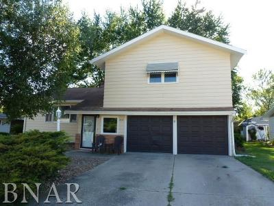 Clinton Single Family Home Contingency: 7217 Sunset Drive
