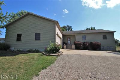 Heyworth Single Family Home For Sale: 505 Park Ct