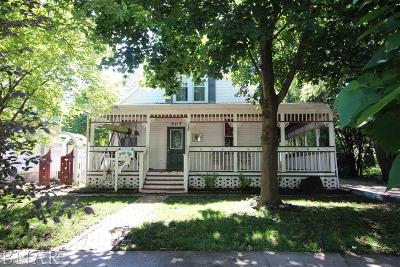 Normal Single Family Home For Sale: 503 Normal