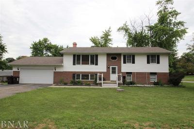 LeRoy Single Family Home For Sale: 306 S Walnut