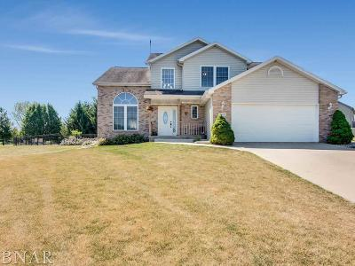 Heyworth Single Family Home For Sale: 608 Park Ct