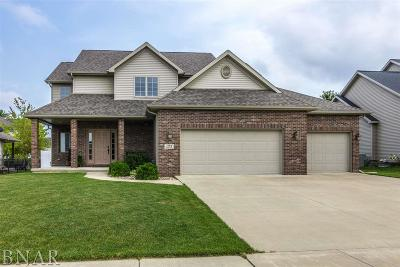Normal Single Family Home For Sale: 1764 Beech