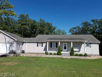 Waynesville Single Family Home For Sale: 13458 Hickory Grove Road