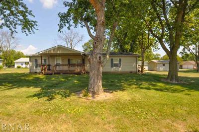 Lexington Single Family Home For Sale: 407 E Greenwich