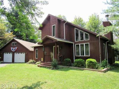 Clinton Single Family Home For Sale: 9589 Violet Valley Road