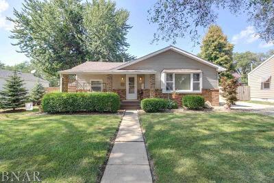 Heyworth Single Family Home For Sale: 404 E Cleveland
