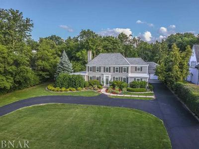 Bloomington Single Family Home For Sale: 17 Country Club