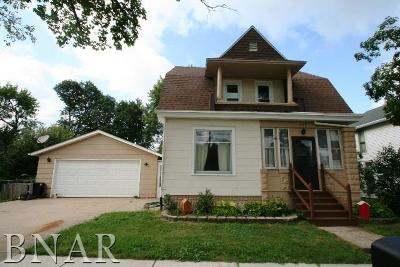 Mackinaw Single Family Home For Sale: 208 E Madison