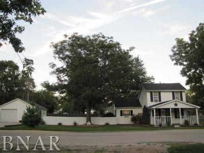 LeRoy Single Family Home For Sale: 307 N Pearl St.