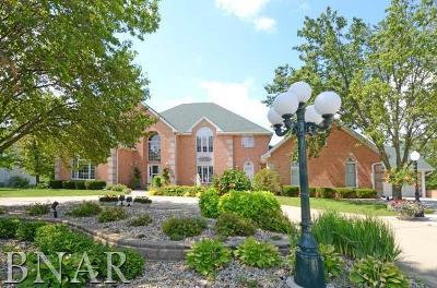 Bloomington Single Family Home For Sale: 1906 Crimson