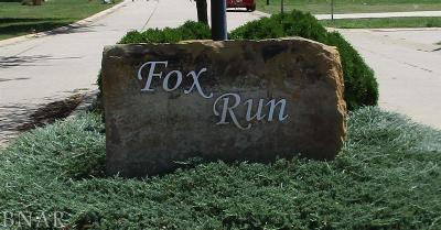 LeRoy Residential Lots & Land For Sale: Lot #10 Fox Run Court