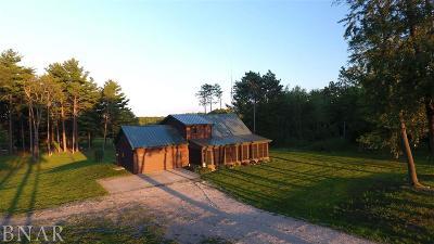 Clinton Single Family Home For Sale: 9826 Birkbeck Rd