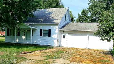 Waynesville Single Family Home For Sale: 401 N Main
