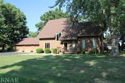 Weldon Single Family Home For Sale: 7844 Buttercup Road