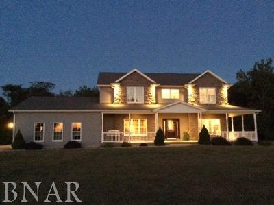 Clinton Single Family Home For Sale: 5834 Park Rd